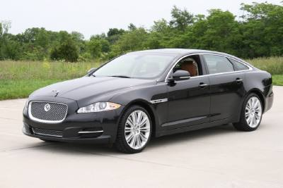 2012 Jaguar XJL XJ Supercharged Navigation Heated Cooled Seats