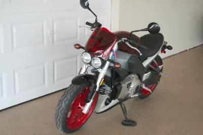 2007 Buell Lightning XB12S