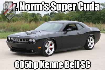 2010 Dodge Challenger Mr Norm's Super Cuda