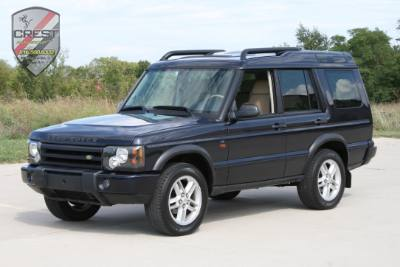 2004 Land Rover Discovery SE