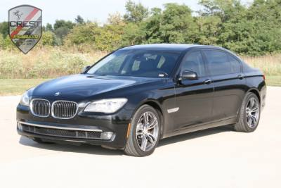 2009 BMW 750Li Sport
