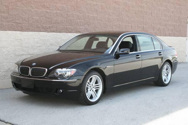 2006 BMW 7 Series 760Li