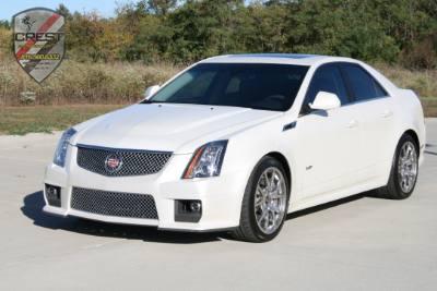 2012 Cadillac CTS-V Sedan