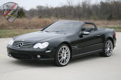 2004 Mercedes-Benz SL-Class SL600