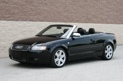 2004 Audi S4 Cabriolet