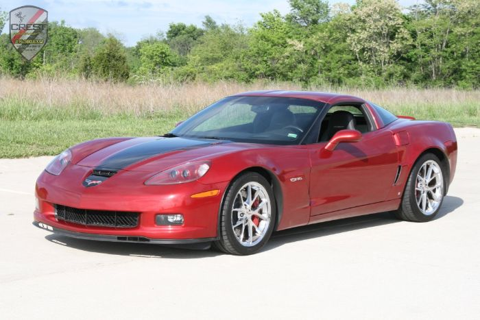 2008 Chevrolet Corvette Z06 427 Wil Cooksey