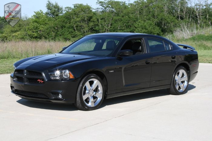 2011 Dodge Charger Road/Track