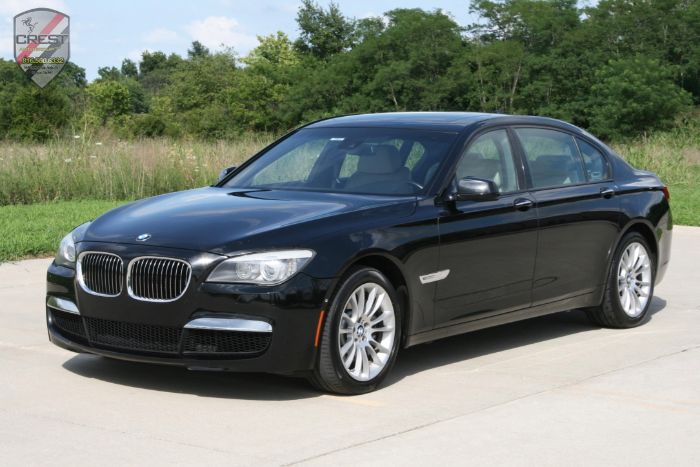 2010 BMW 7 Series 750Li
