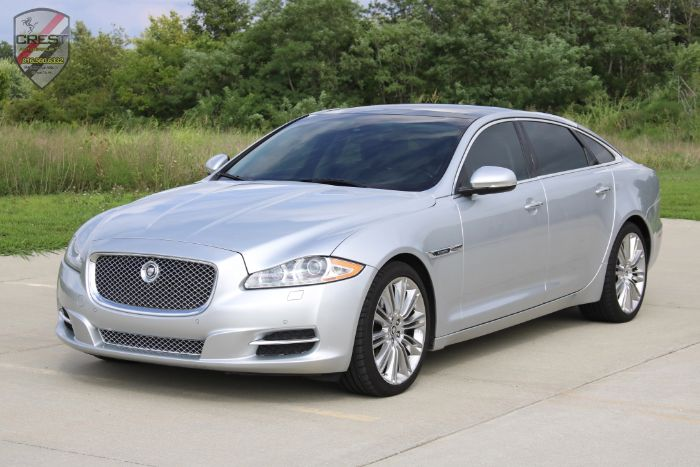2012 Jaguar XJ XJL Supercharged
