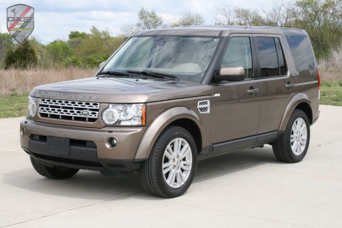 2011 Land Rover LR4 HSE LUX