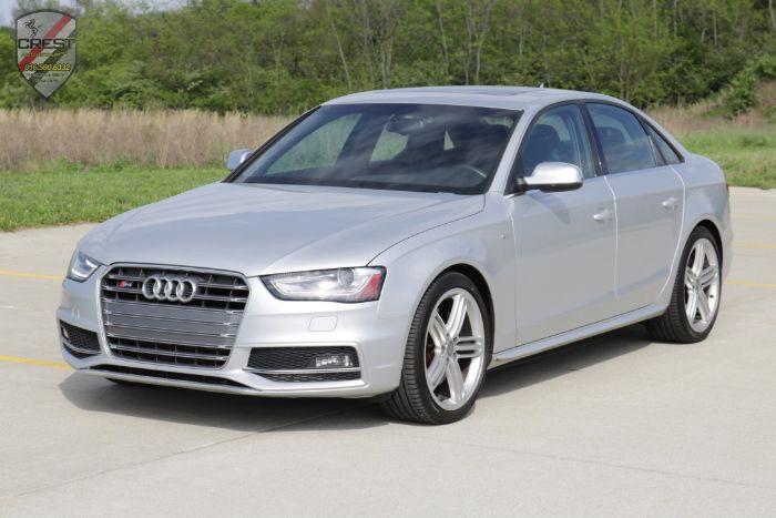 2013 Audi S4 Premium Plus