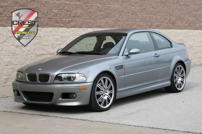 2005 BMW 3 Series M3