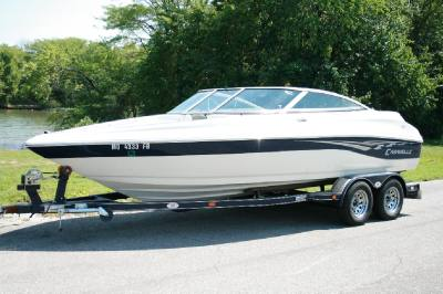2004 Caravelle 207 Bow Rider