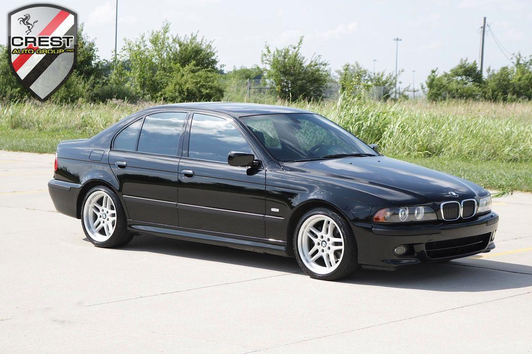 2003 BMW 5 Series 540iA
