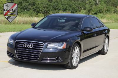2012 Audi A8 L Executive Seat Package