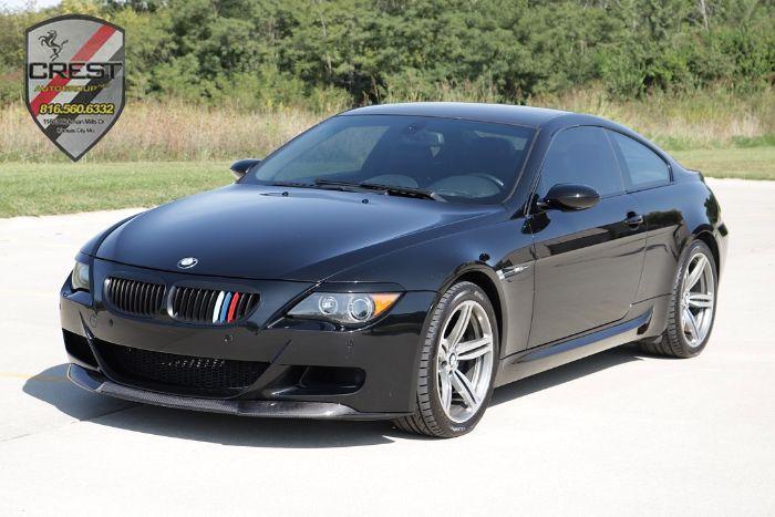 2006 BMW 6 Series M6