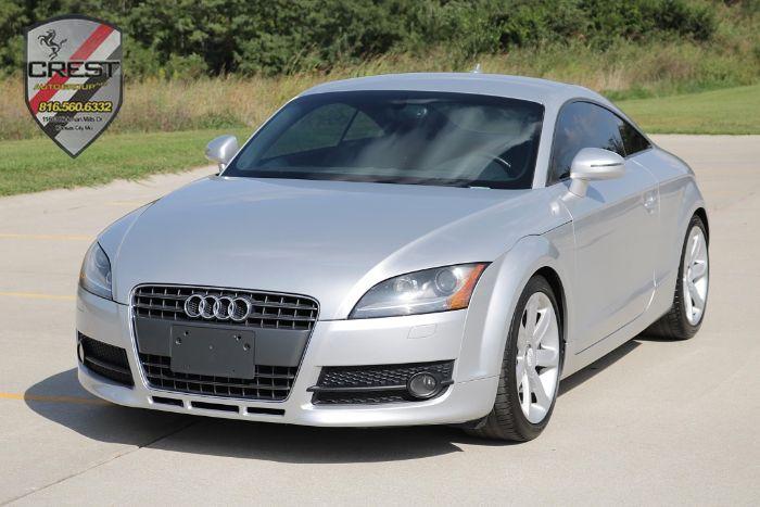 2008 Audi TT 2.0T