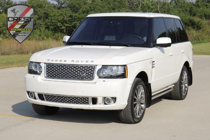 2012 Land Rover Range Rover SC Autobiography