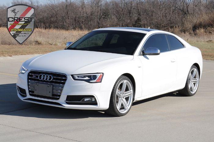 2013 Audi S5 Premium Plus