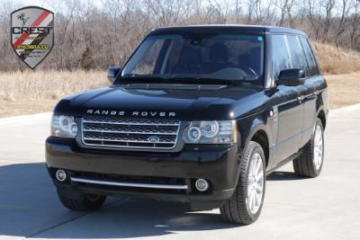 2010 Land Rover Range Rover SC