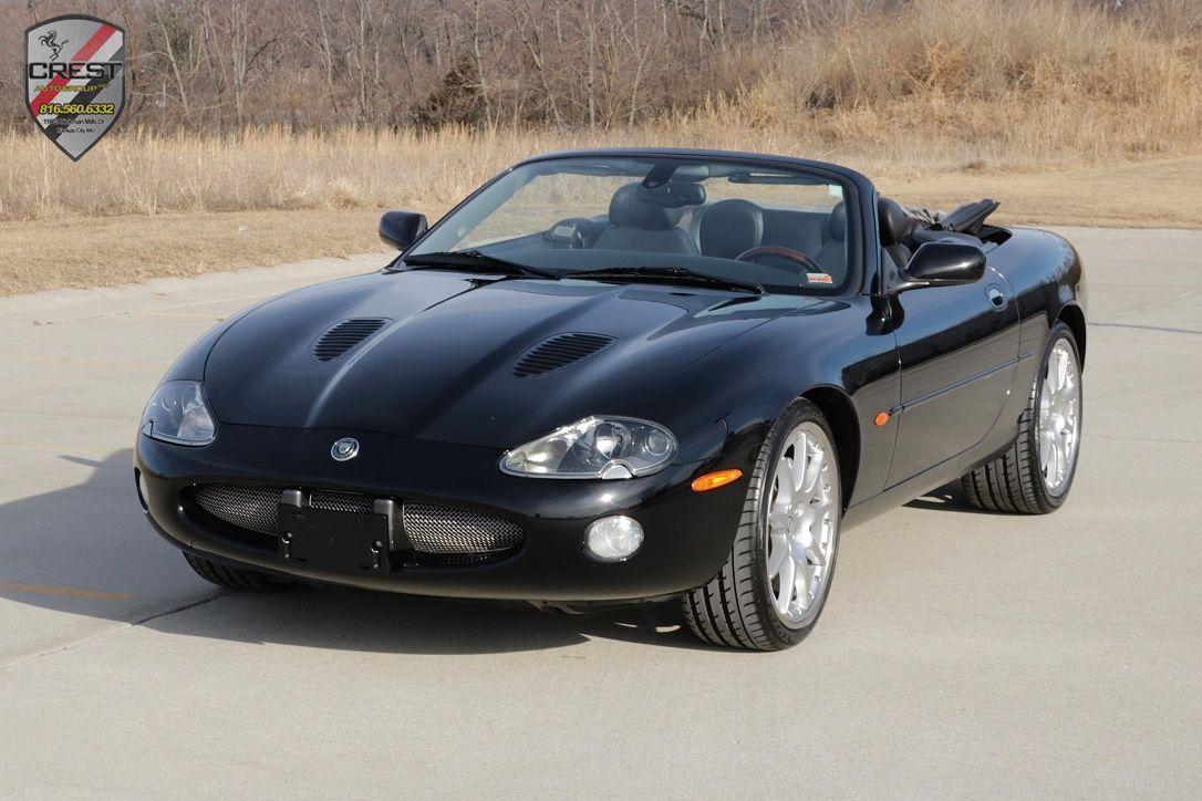 2003 Jaguar XK8 XKR