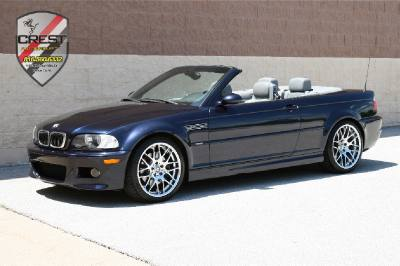 2002 BMW 3 Series M3 Dinan Convertible