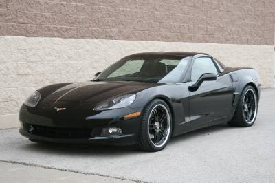 2006 Chevrolet Corvette Targa Coupe