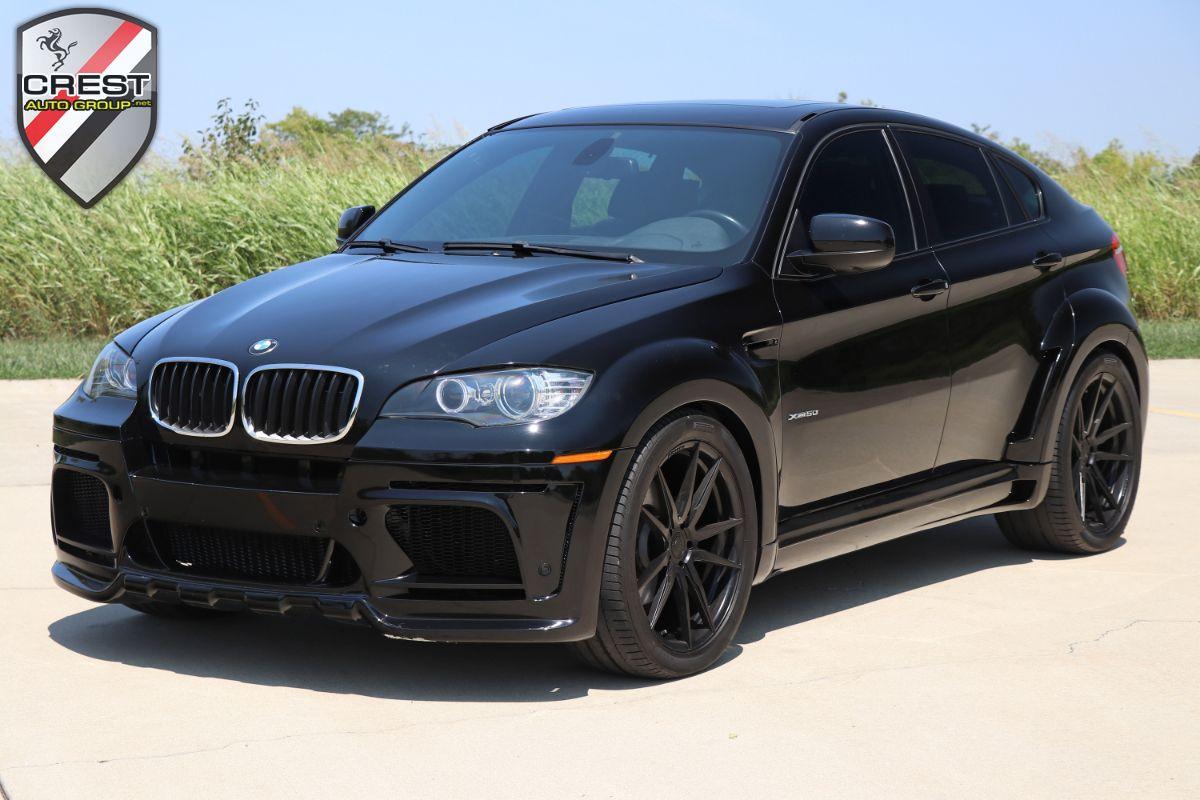 2012 BMW X6 50i