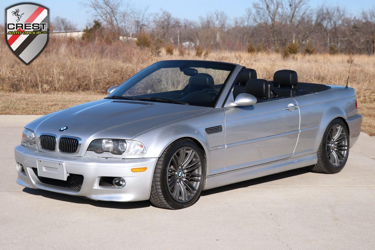 2002 BMW 3 Series M3