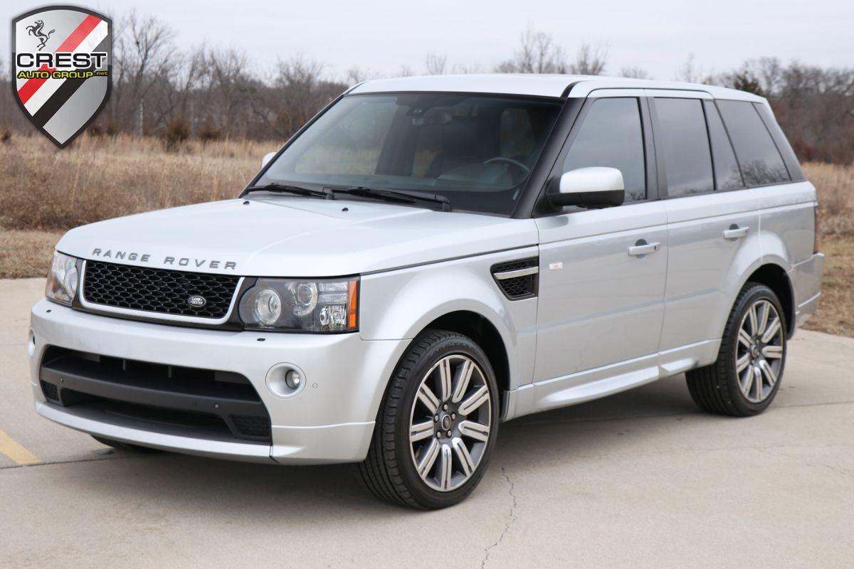 2013 Land Rover Range Rover Sport SC