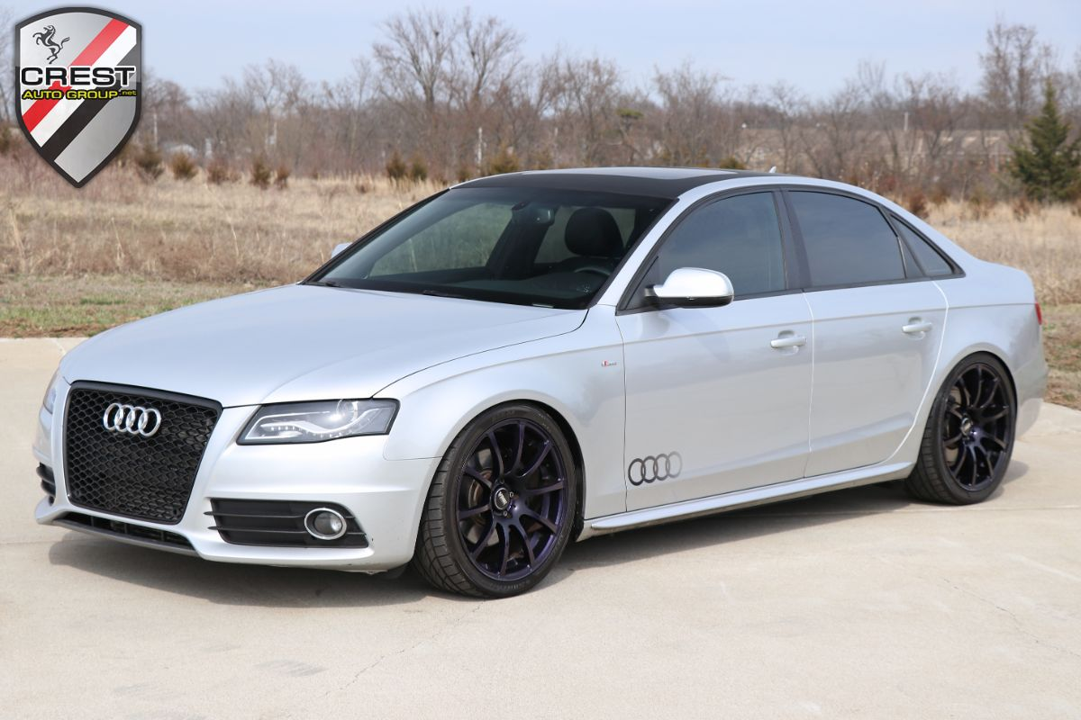 2012 Audi A4 2.0T Prestige