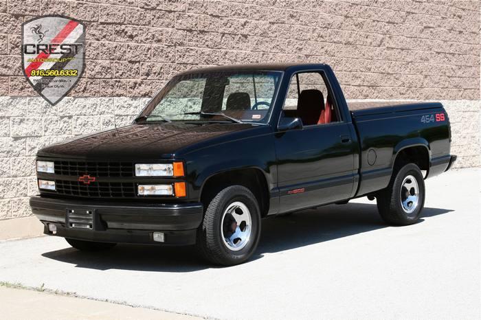 1990 Chevrolet 1500 Pickups 454SS