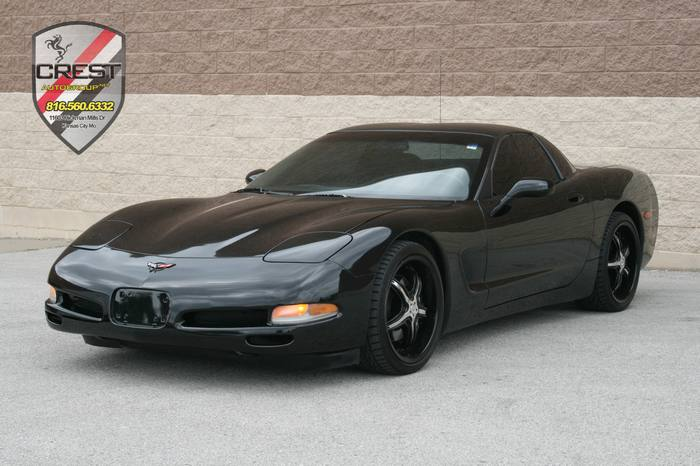 1999 Chevrolet Corvette FRC Fixed Roof Coupe
