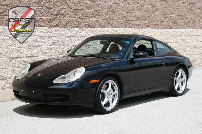 1999 Porsche 911 Carrera C4