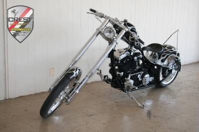 2007 Twisted Choppers Custom Chopper