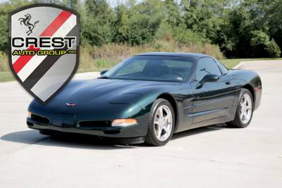 2000 Chevrolet Corvette Targa Top