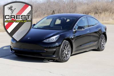 2018 Tesla Model 3 Long Range Battery