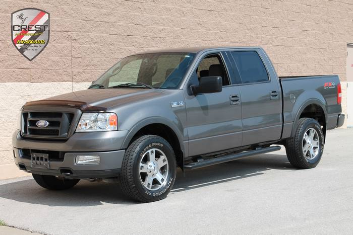 2004 Ford F-150 XLT FX4