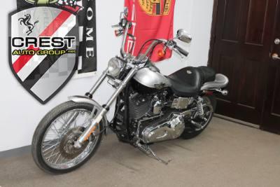 2003 Harley Davidson FXDWG Dyna Wide Glide 100th Annv