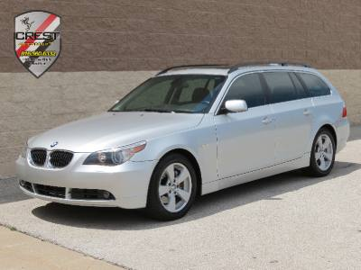 2007 BMW 5 Series 530xiT