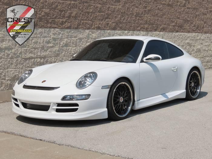 2005 Porsche 911 Carrera 997