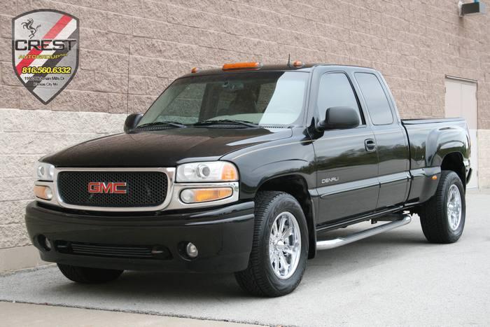 2002 GMC Sierra 1500 Denali