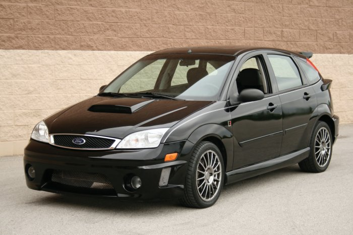2005 Ford Focus Roush