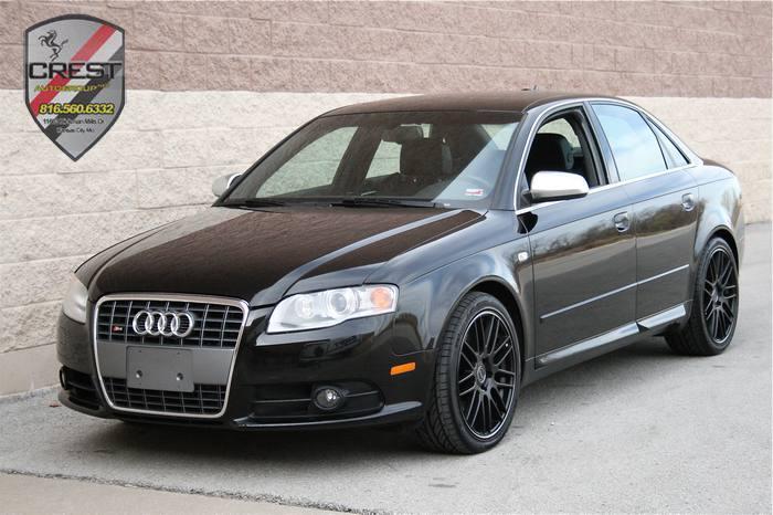 2005.5 Audi S4