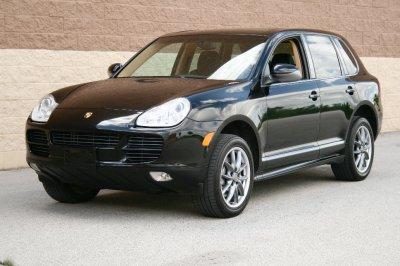 2006 Porsche Cayenne Titanium S