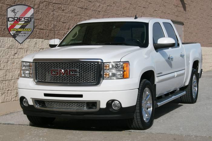 2008 GMC Sierra Denali