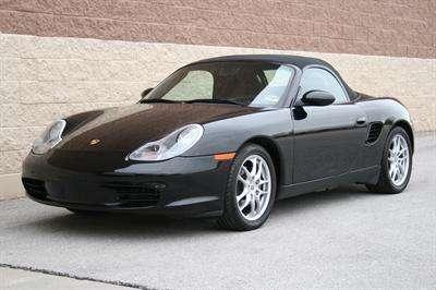 2003 Porsche Boxster 2.7L