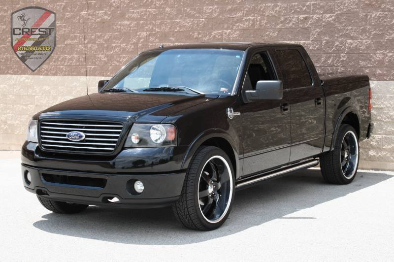 2008 Ford F-150 Harley-Davidson Saleen Supercharged