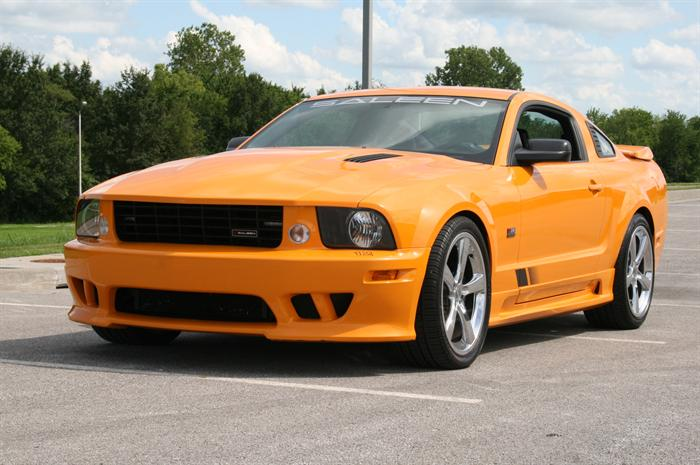 2007 Ford Mustang Saleen S281 Supercharged