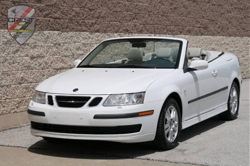 2007 Saab 9-3 Convertible